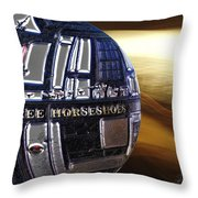 Newly Discovered Planet Uranalky Throw Pillow