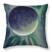 Ngc 1032 Throw Pillow