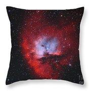 Ngc 281, The Pacman Nebula Throw Pillow