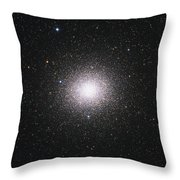 Ngc 5139, Omega Centauri Globular Throw Pillow