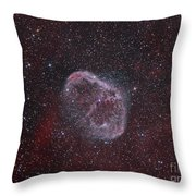 Ngc 6888, The Crescent Nebula Throw Pillow