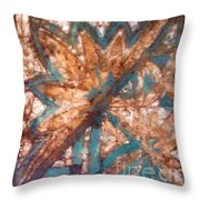 Night And Day Hard Throw Pillow