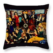 All Star Joint Throw Pillow