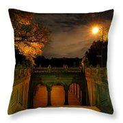 Night-fall Throw Pillow