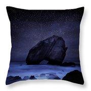 Night Guardian Throw Pillow