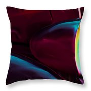 Night Light Throw Pillow by Carol Leigh