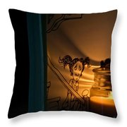 Night Light Throw Pillow