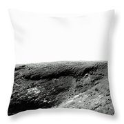 Nightlight Throw Pillow by Benjamin Yeager