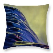 Nighttime Falls Throw Pillow