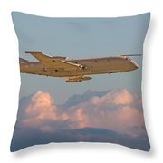 Nimrod - Maritime Patrol Aircraft Throw Pillow