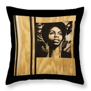 Nina Throw Pillow