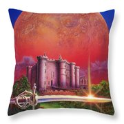 Nine Princes In Amber Throw Pillow