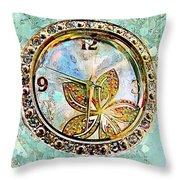 Nine Thirty Two Art Throw Pillow