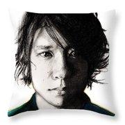 Nino Throw Pillow