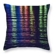Nite Lites Throw Pillow