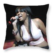 Nivea Throw Pillow