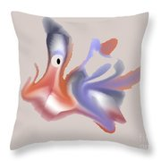 No. 1068 Throw Pillow