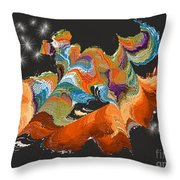 No. 1069 Throw Pillow