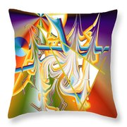 No. 1082 Throw Pillow