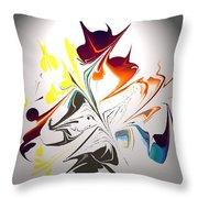 No. 1179 Throw Pillow