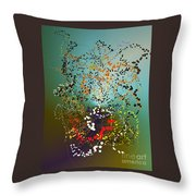 No. 127 Throw Pillow