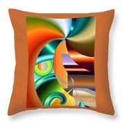No. 130 Throw Pillow