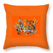 No. 134 Throw Pillow
