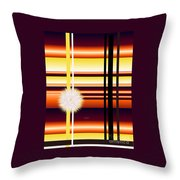 No. 140 Throw Pillow