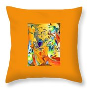 No. 141 Throw Pillow