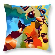No. 223 Throw Pillow