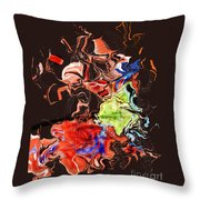 No. 224 Throw Pillow