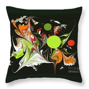No. 230 Throw Pillow