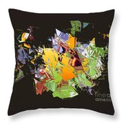 No. 237 Throw Pillow