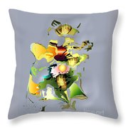 No. 330 Throw Pillow
