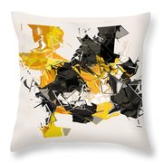No. 343 Throw Pillow