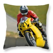 No. 421 Throw Pillow