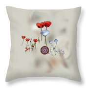 No. 473 Throw Pillow
