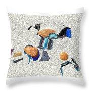 No. 474 Throw Pillow