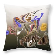No. 482 Throw Pillow