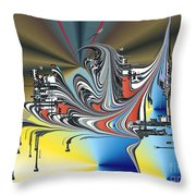 No. 567 Throw Pillow