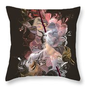 No. 628 Throw Pillow