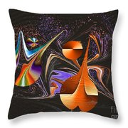 No. 642 Throw Pillow