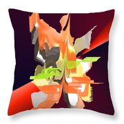 No. 684 Throw Pillow