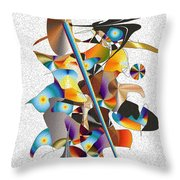 No. 741 Throw Pillow