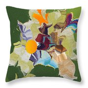 No. 819 Throw Pillow