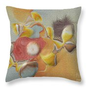 No. 821 Throw Pillow