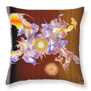 No. 828 Throw Pillow
