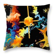 No. 830 Throw Pillow