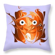 No. 831 Throw Pillow