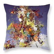 No. 837 Throw Pillow